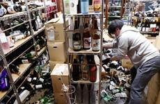 7.3 magnitude earthquake hits north-eastern coast of Japan