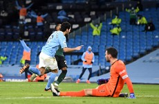Sweet 16 in-a-row for City as they steamroll Spurs