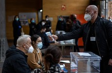Catalonia holds key election vote under cloud of pandemic