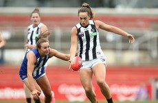 Cavan's Sheridan bags brace of goals as Collingwood continue perfect start