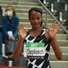 Kenya's Chepkoech sets new 5km road world record in Monaco