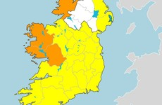 Wind warnings in effect as rain batters country