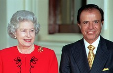 Argentina's former president Carlos Menem dies aged 90