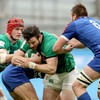 'You don't really get second chances at this level' - Henshaw says Ireland need to be more clinical