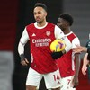 Aubameyang hat-trick helps Arsenal to thrilling win over Leeds