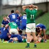 Farrell has 'mixed emotions' as Ireland's attack fails to fire against France