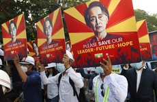 Fresh protests in Myanmar after junta cuts off internet, deploys troops