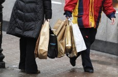 Retail sales continue to fall - with food, drink and cigarettes taking a hit