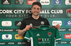 Cork City sign young midfielder on loan from Preston