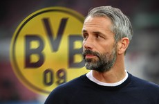 Borussia Dortmund turn to Gladbach's highly rated coach to take charge next season