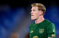 FAI and PFA condemn social media abuse and death threats directed at James McClean