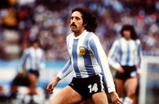 Argentina World Cup winner dies of heart attack after contracting Covid-19