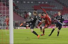 Bayern held at home by Bundesliga strugglers Bielefeld in six-goal thriller