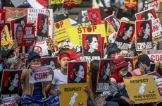 Myanmar police file new charge against Aung San Suu Kyi