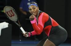 Serena Williams downs Halep to set up semi-final showdown with Naomi Osaka