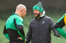 Ireland name 24-man squad for training camp as Farrell releases 12 players