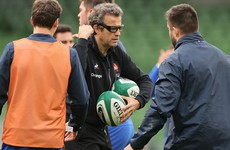 France head coach Fabien Galthié tests positive for Covid-19
