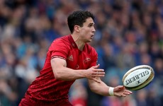 Carbery a step closer to Munster return as he increases training load