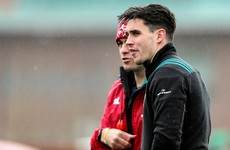 Van Graan: Carbery 'doing really well' ahead of latest step on road to recovery