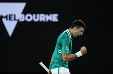 Djokovic battles through the pain barrier to reach Australian Open semi-finals