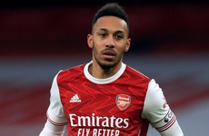 Arsenal will speak to Aubameyang over tattoo video