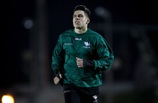 In-form Wootton keen to make Connacht loan deal permanent