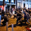 Violent protests erupt in Madrid and Barcelona again over jailing of rapper