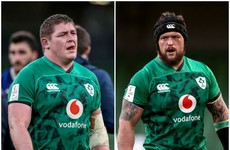Ireland have two superb tightheads. Should Porter switch back to loosehead?