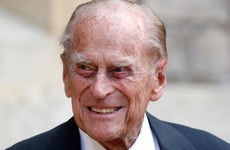 Prince Philip admitted to hospital after feeling unwell