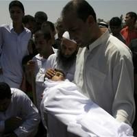 Six-year-old boy shot dead by Syrian troops