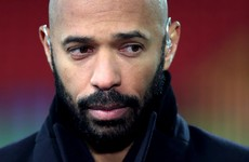 Thierry Henry could be set for a return to English football