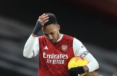 Arteta refuses to confirm whether Aubameyang broke coronavirus rules