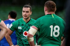 Farrell needs Ireland's attack to get firing for 'dangerous' Italy trip