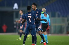 Saka rescues Arsenal draw on off night for Auba against Benfica