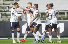 Two penalty goals help Rangers claim first-leg advantage after seven-goal thriller