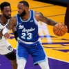 LeBron James passes 35,000 NBA points milestone but Lakers lose