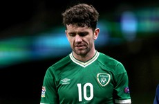 Robbie Brady's injury a concern - but still unclear how long he will be out
