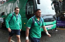 Returning Ireland trio named to start in Connacht's crucial game against Cardiff Blues