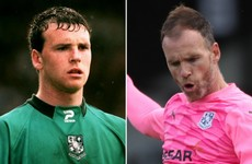 21 years after his first Wembley final, an ex-Ireland international could be set to play in another