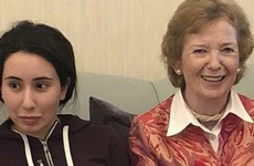 Taoiseach says government will 'engage' with Mary Robinson over case of Dubai princess