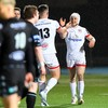 Lowry helps Ulster beat Glasgow, but no bonus point for McFarland's men