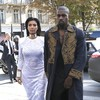 Kim Kardashian files for divorce from Kanye West after seven years of marriage, US media reports