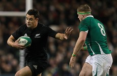 All Blacks legend Dan Carter announces his retirement from rugby