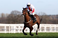 Goshen roars back into Champion Hurdle picture and Dashel Drasher with landmark Ascot win