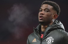 'A wonderful talent' - Praise for Man United's €21 million January signing