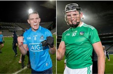 Dublin's Fenton and Limerick's Hegarty are crowned 2020 GAA Player of the Year winners