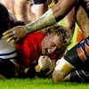 Munster beat Edinburgh to consolidate Pro14 lead