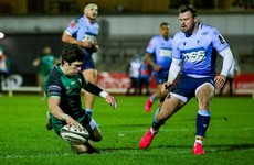 Friend backs flying winger Wootton to get Ireland's call