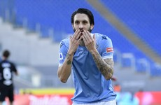 Former Liverpool player lifts Lazio before Bayern clash
