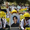 UN condemn actions of Myanmar junta after the death of two protesters